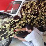 presvlačenje automobila Broutality Zemun