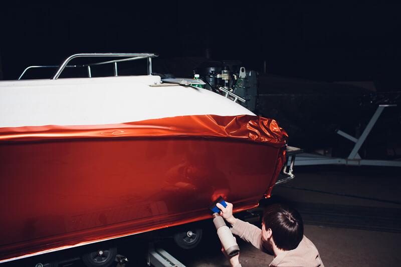 presvlačenje čamca Broutality 1