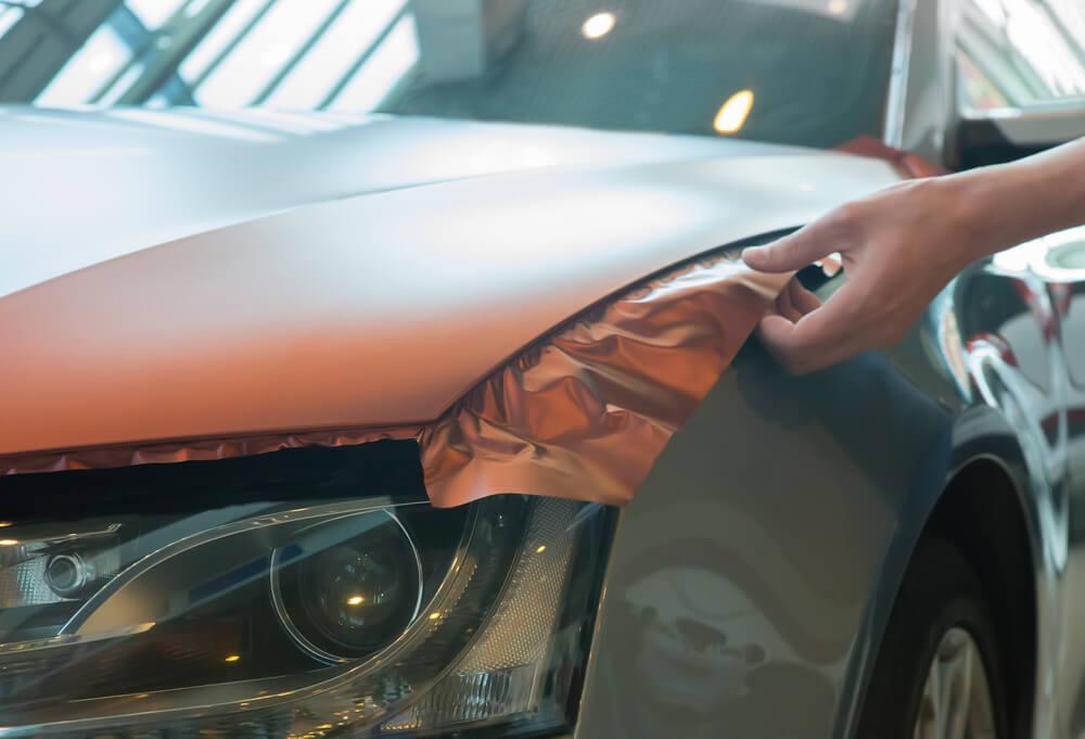 promena boje automobila
