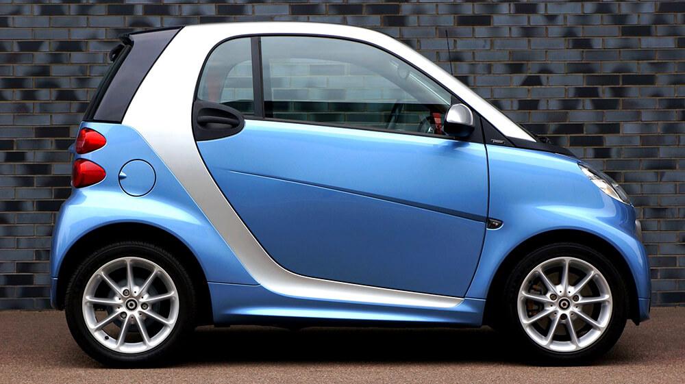 presvlačenje Smart automobila Broutality 3